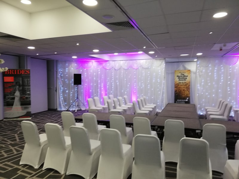 Etihad Wedding Fayre – 8th September